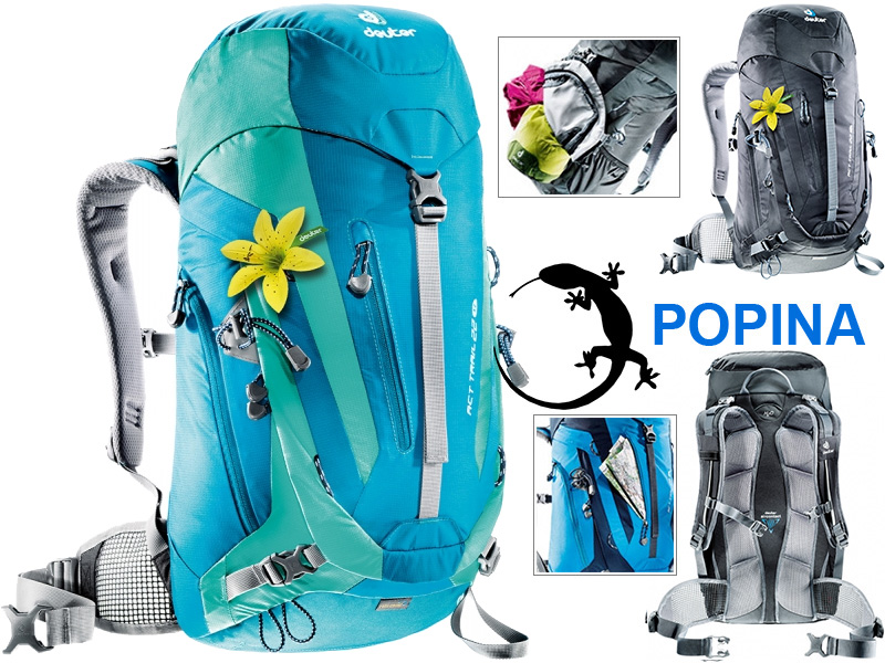 classic shoes closer at outlet online DEUTER ACT Trail 22 SL | POPINA